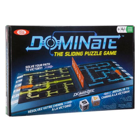 Ideal Dominate The Sliding Puzzle Game (Sliding Puzzles)