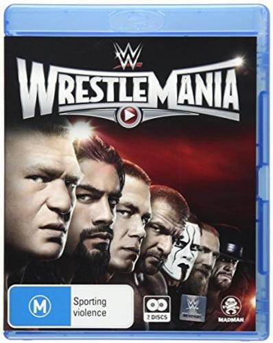 WWE: Wrestlemania 31 (Blu-ray) by