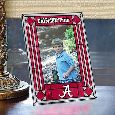 Alabama Crimson Tide Remote - Alabama Crimson Tide Art-Glass Picture Frame - No Size