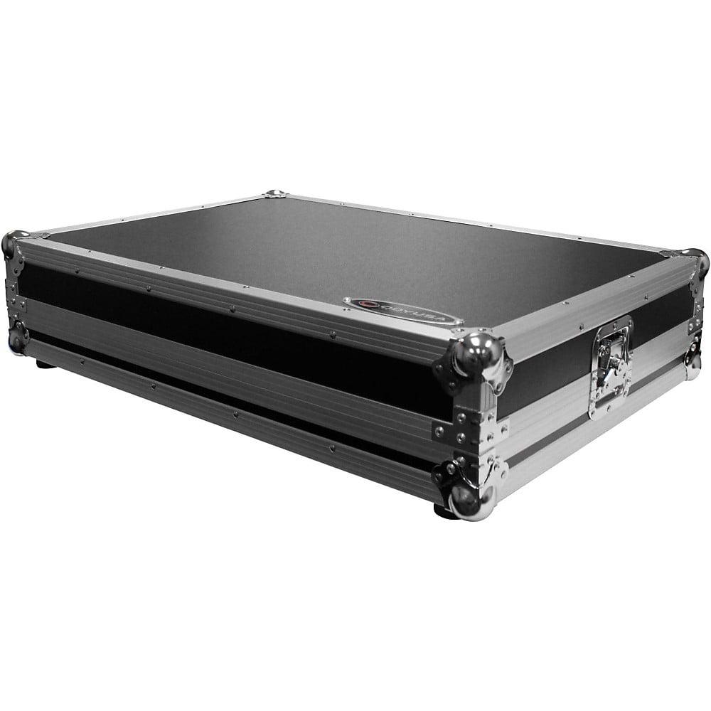 Odyssey Roland DJ-808 Flight Zone Low Profile Case Black Chrome by Odyssey