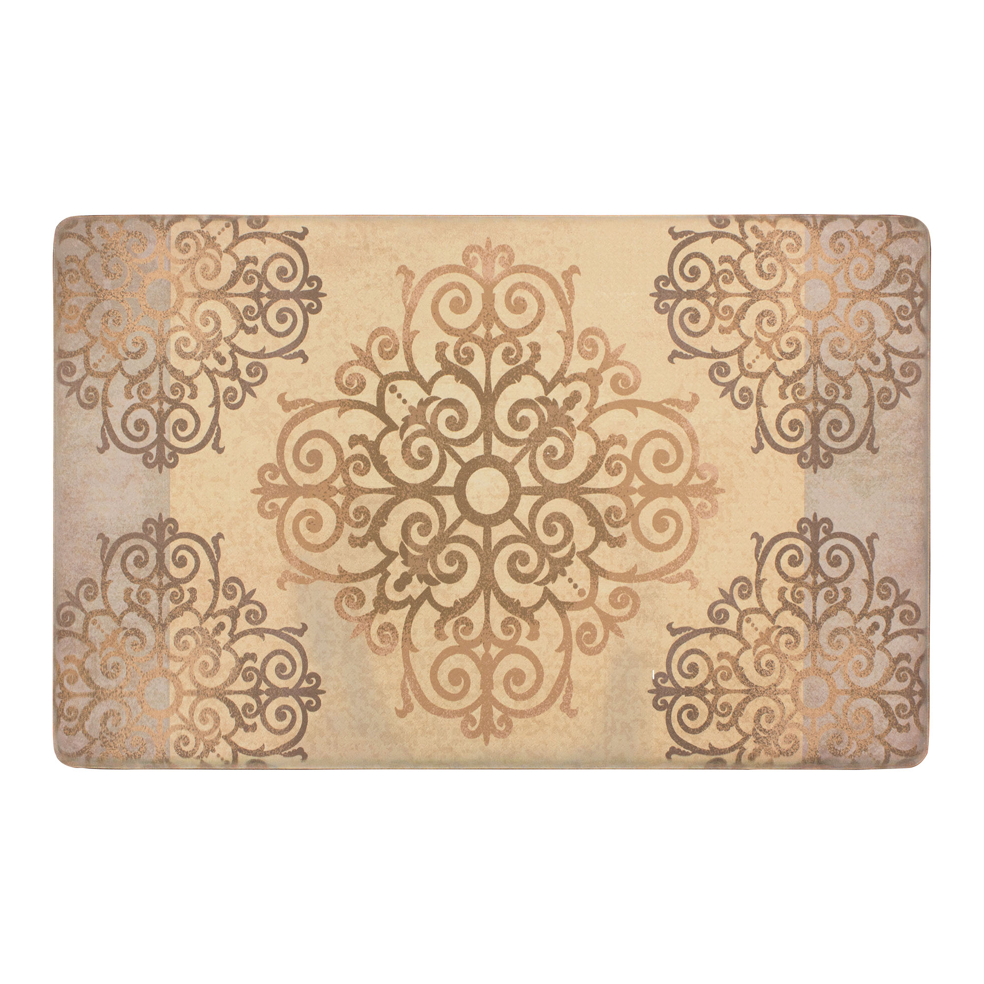 Chef Gear Elroya 20 x 32 in. Gelness Mat, Beige