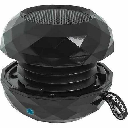 iHome iBT65RC Bluetooth Mini Speaker, Red