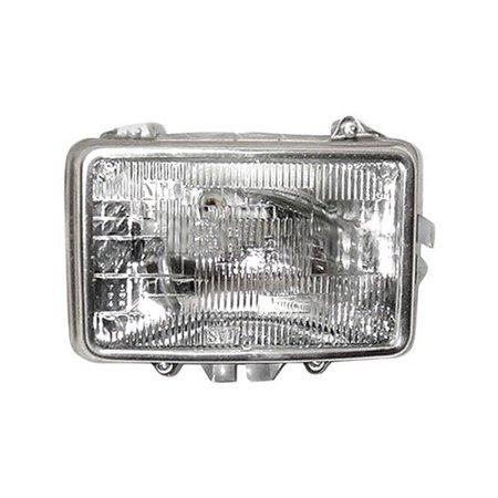 Go-Parts » 1979 - 1985 Cadillac Eldorado Front Headlight Headlamp Assembly Front Housing / Lens / Cover - Left (Driver) Side 16502325 GM2500113 Replacement For Cadillac Eldorado
