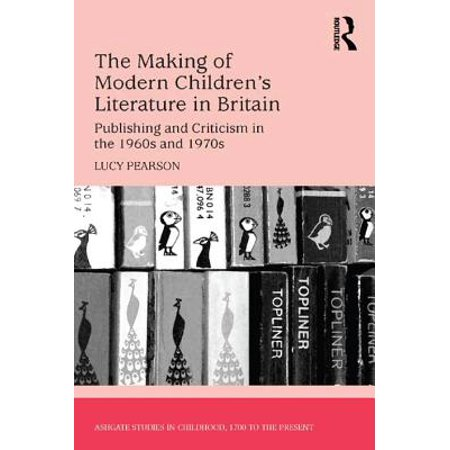 The Making of Modern Children's Literature in Britain - eBook Lucy Pearsons lively and engaging book examines British childrens literature during the period widely regarded as a second golden age. Drawing extensively on archival material, Pearson investigates the practical and ideological factors that shaped ideas of good childrens literature in Britain, with particular attention to childrens book publishing. Pearson begins with a critical overview of the discourse surrounding childrens literature during the 1960s and 1970s, summarizing the main critical debates in the context of the broader social conversation that took place around children and childhood. The contributions of publishing houses, large and small, to changing ideas about childrens literature become apparent as Pearson explores the careers of two enormously influential childrens editors: Kaye Webb of Puffin Books and Aidan Chambers of Topliner Macmillan. Brilliant as an innovator of highly successful marketing strategies, Webb played a key role in defining what were, in her words, the best in childrens books, while Chambers work as an editor and critic illustrates the pioneering nature of children's publishing during this period. Pearson shows that social investment was a central factor in the formation of this golden age, and identifies its legacies in the modern publishing industry, both positive and negative.