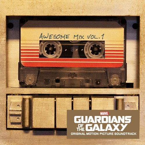 Guardians Of The Galaxy: Awesome Mix, Vol. 1 Soundtrack (CD)