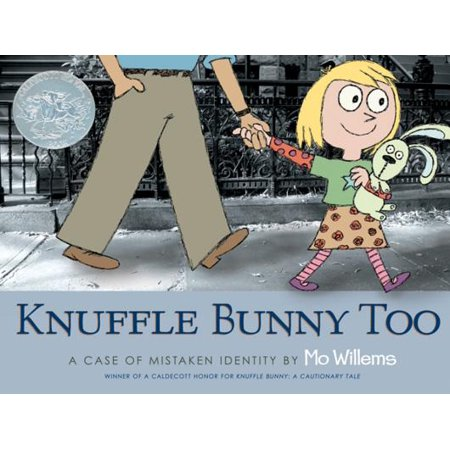 110 Hardback Case (Knuffle Bunny Too: A Case of Mistaken Identity)