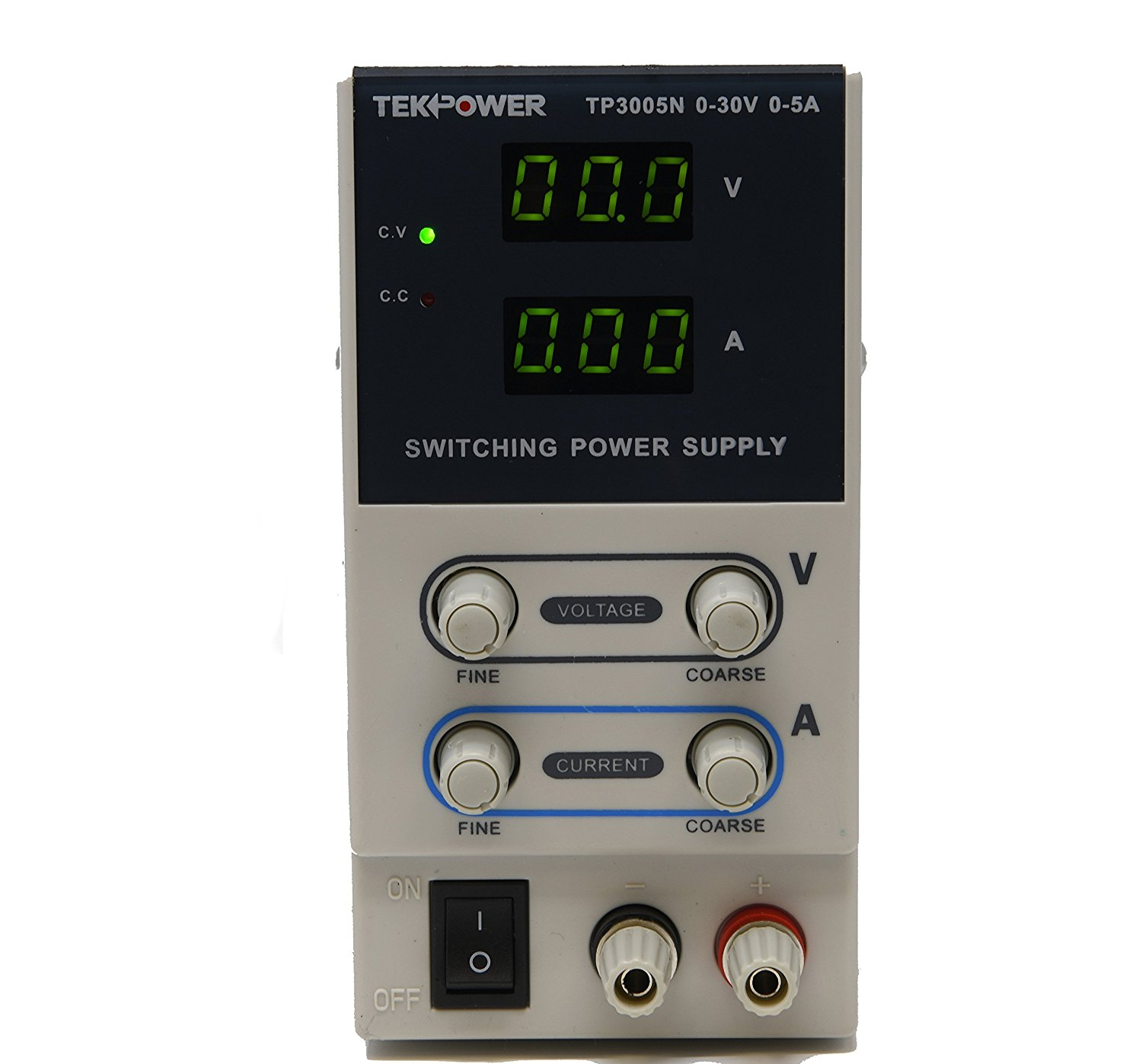 Tekpower TP3005N Regulated DC Variable Power Supply 0 - 30V at 0 - 5A