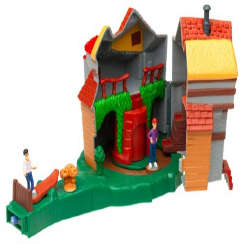 Harry Potter Weasley House Playset by Mattel by