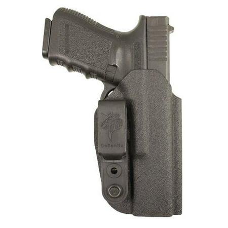 Desantis Gunhide 137KJB2ZO Slim-Tuk IWB Fits Glock 17 Kydex (Best Kydex Holster For Glock 23)
