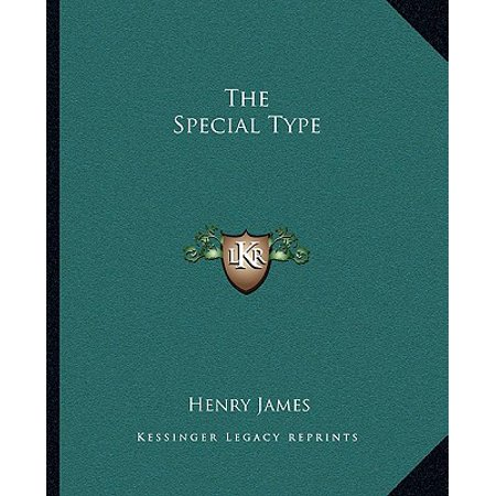 Special Type - The Special Type
