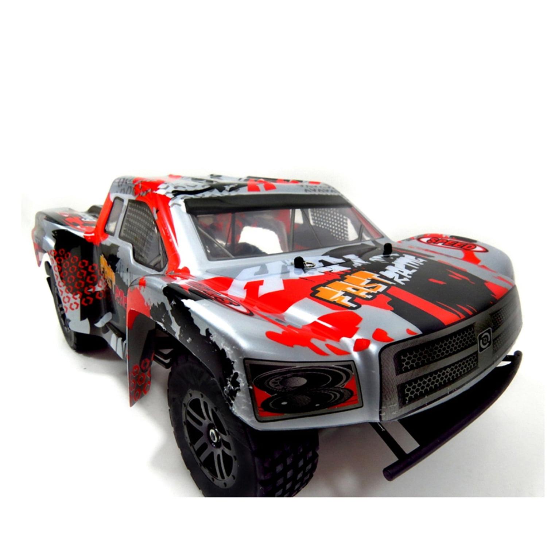WL979 1:12 Scale 2.4G RTR RC Truck Buggy Racing Car High Speed Radio Control Silver (Gift Idea) RC Car R C Car... by