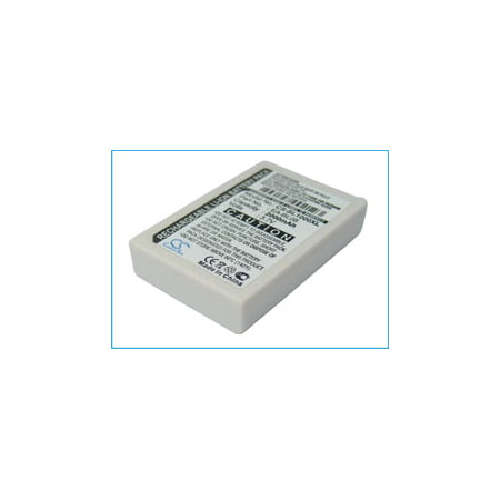 Replacement for SHARP ZAURUS SL-C3000 replacement battery (Sharp Zaurus Sl 5500 Pda)