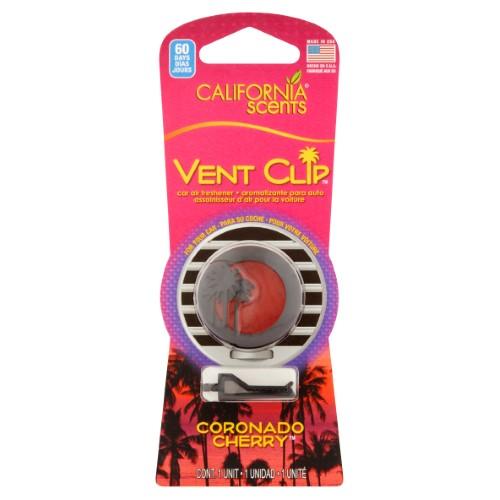 Coronado Cherry Car Air Freshener (Pack of 8)