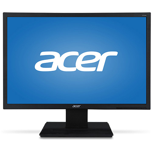 """Acer Professional 22"""" Widescreen LCD Monitor (V226WL bd Black)"""
