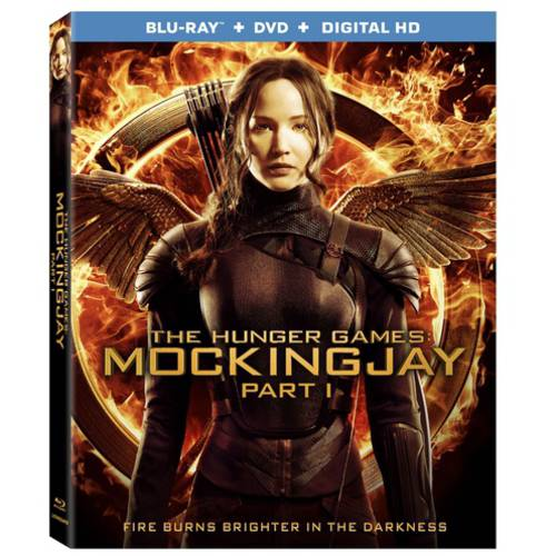 The Hunger Games: MockingJay - Part 1 (Blu-ray   DVD   Digital HD) (With INSTAWATCH) (Widescreen)