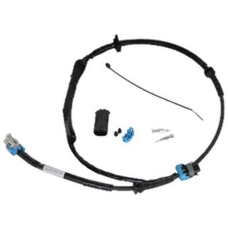 Enjoyable Gm Front Abs Wheel Speed Sensor Wiring Harness 25737352 Walmart Com Wiring 101 Orsalhahutechinfo