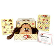 Pound Puppies Classic - Wave 1 - Light Brown with Black