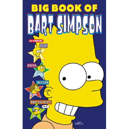 Big Book of Bart Simpson - Bart Simpson As A Baby