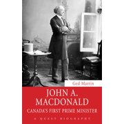 John A. Macdonald - eBook