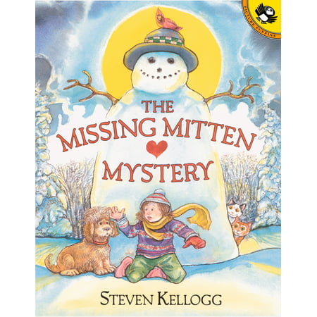 The Missing Mitten Mystery (A To Z Mysteries The Missing Mummy)