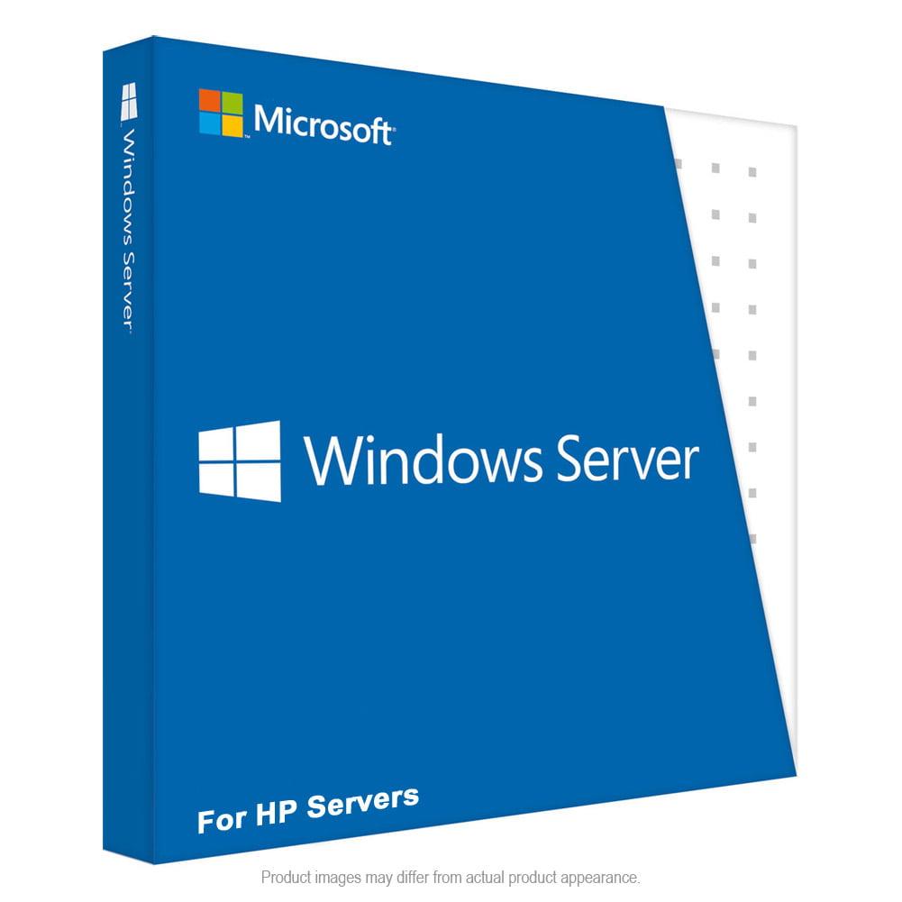 HP Microsoft Windows Server 2012 R2 Standard w/ SQL Serve...