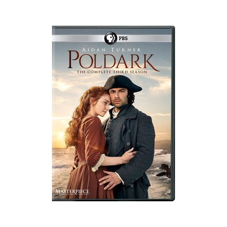 Masterpiece: Poldark: The Complete Third Season (DVD)