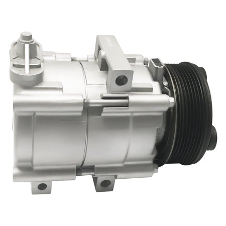 RYC Remanufactured AC Compressor and A/C Clutch EG149 Fits 1998, 1999, 2000, 2001 Navigator 5.4L; 1997, 1998, 1999, 2000, 2001, 2002 Expedition 4.6L and 5.4L; 2000, 2001 Excursion 5.4L and 6.8L (2000 Expedition Chrome Parts)