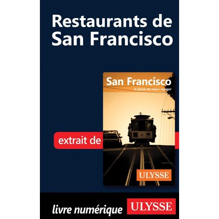 Restaurants de San Francisco - eBook
