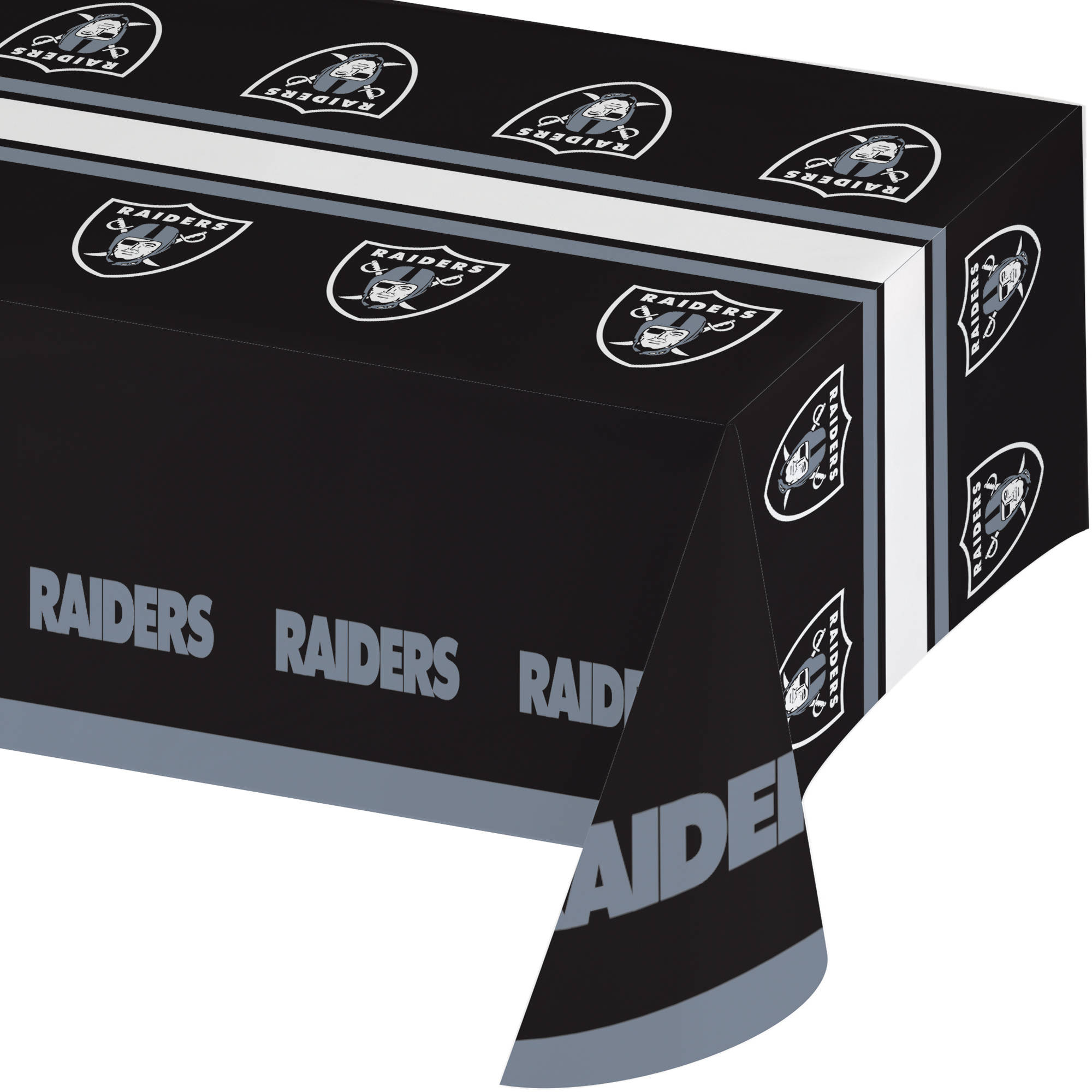 Oakland Raiders Table Cover