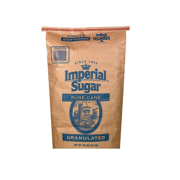 Imperial Pure Cane Extra Fine Granulated Sugar - 50 Pounds