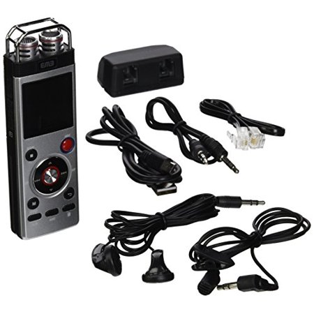 EVR9 8GB Portable Handheld WMA/MP3 Digital Stereo Audio Voice Recorder w/