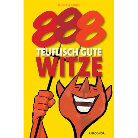 888 teuflisch gute Witze - eBook - Halloween Witze