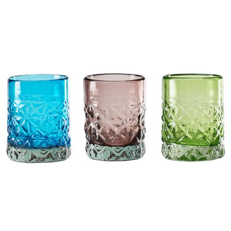 Amici Drinking Glasses
