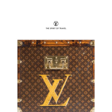 Louis Vuitton Monogram Speedy 30 - Louis Vuitton: The Spirit of Travel