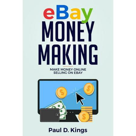 Ebay Money Making: Make Money Online Selling on Ebay - eBook - Ebay Bracelets