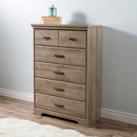 South Shore Versa 5-Drawer Chest, Multiple Finishes