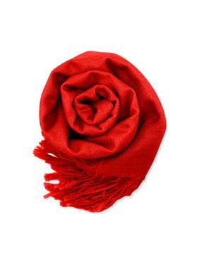 5b665350a Product Image Fashion Women's Scarf Lightweight Long Scarfs Luxury Lady  Classic Range Pashmina Silk Solid colors Wraps Shawl