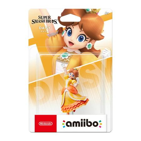 Daisy Super Smash Bros. Series, Nintendo amiibo,