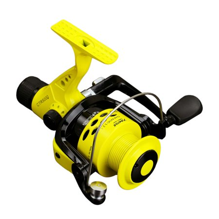 Rear Drag Reel - CTR 12 Ball Bearing Spinning Fishing Reel Rear Drag Plastic Spool Wheel