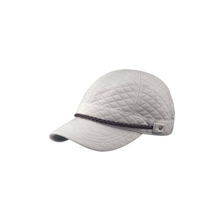 Diamond Pattern Quilted Cotton Cap (Cotton Quilted Cap)