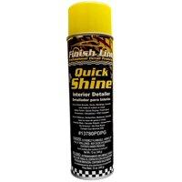 Quick Shine - Professional Auto Interior Detailer, Matte Finish By Finish Line