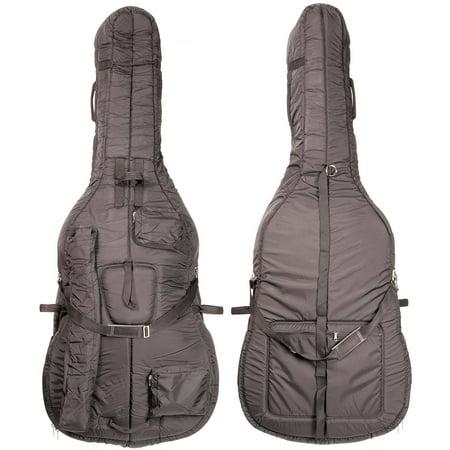 Upright Bass (Bobelock 1/2 Upright String Double Bass Soft Bag - Black)