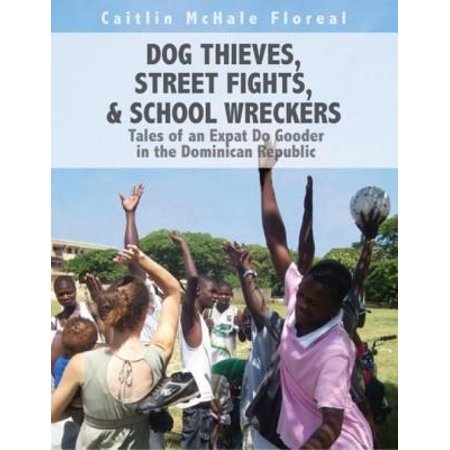 Dog Thieves, Street Fights, & School Wreckers: Tales of an Expat Do Gooder In the Dominican Republic - (Best Girl Street Fights)