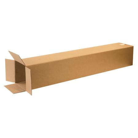 Box Partners Tall Corrugated Bxs 8X8x48 Kraft 20 Bdl   Bxp 8848
