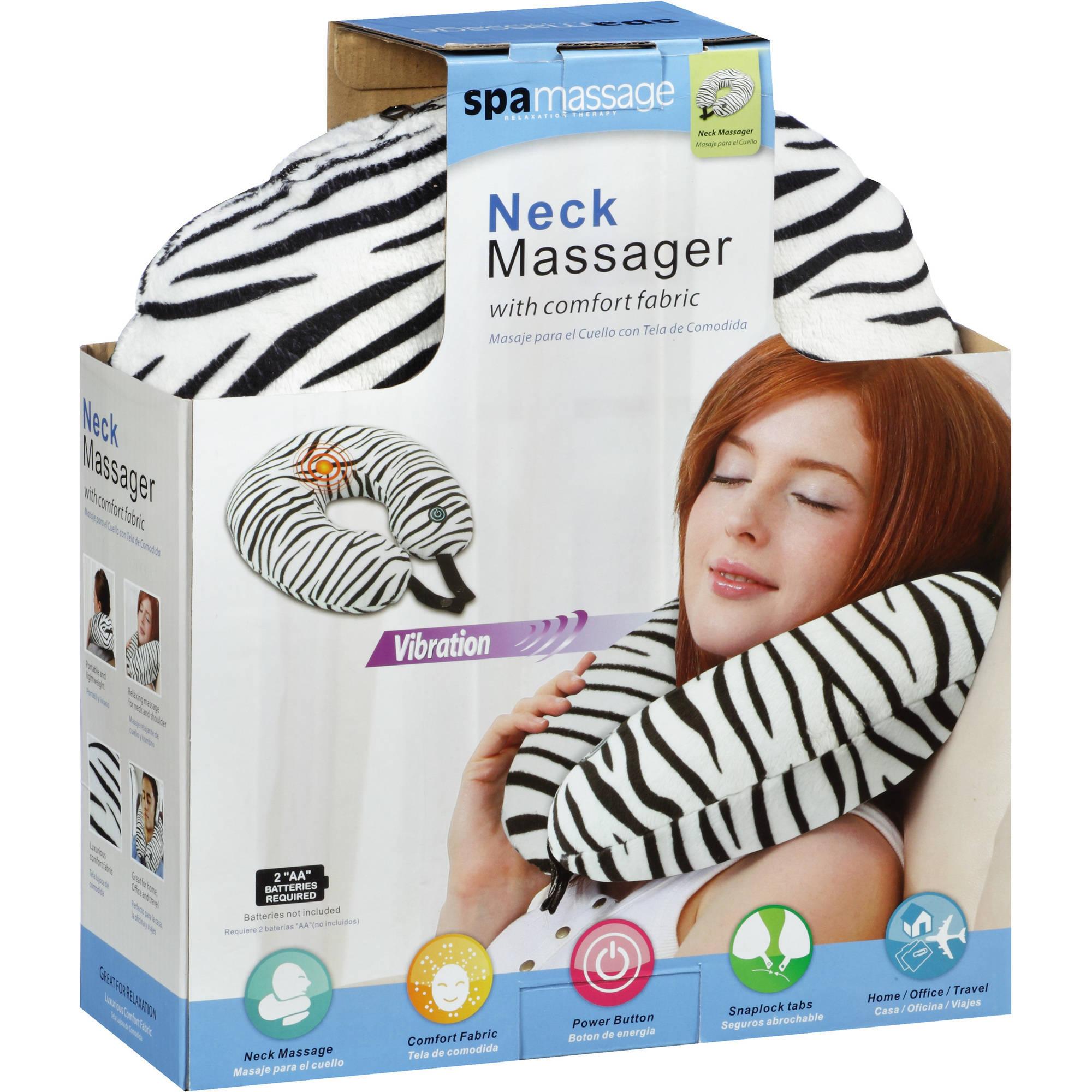 Import-leader Light U-shape Neck Massager