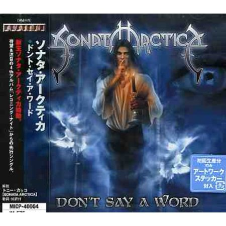 Sonata Arctica - Don't Say a Word (Marty Stuart Please Don T Say Goodbye)