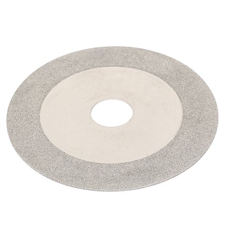 100mmx20mm Diamond Coated Rotary Cutting Grinding Wheel Disc - image 1 of 1