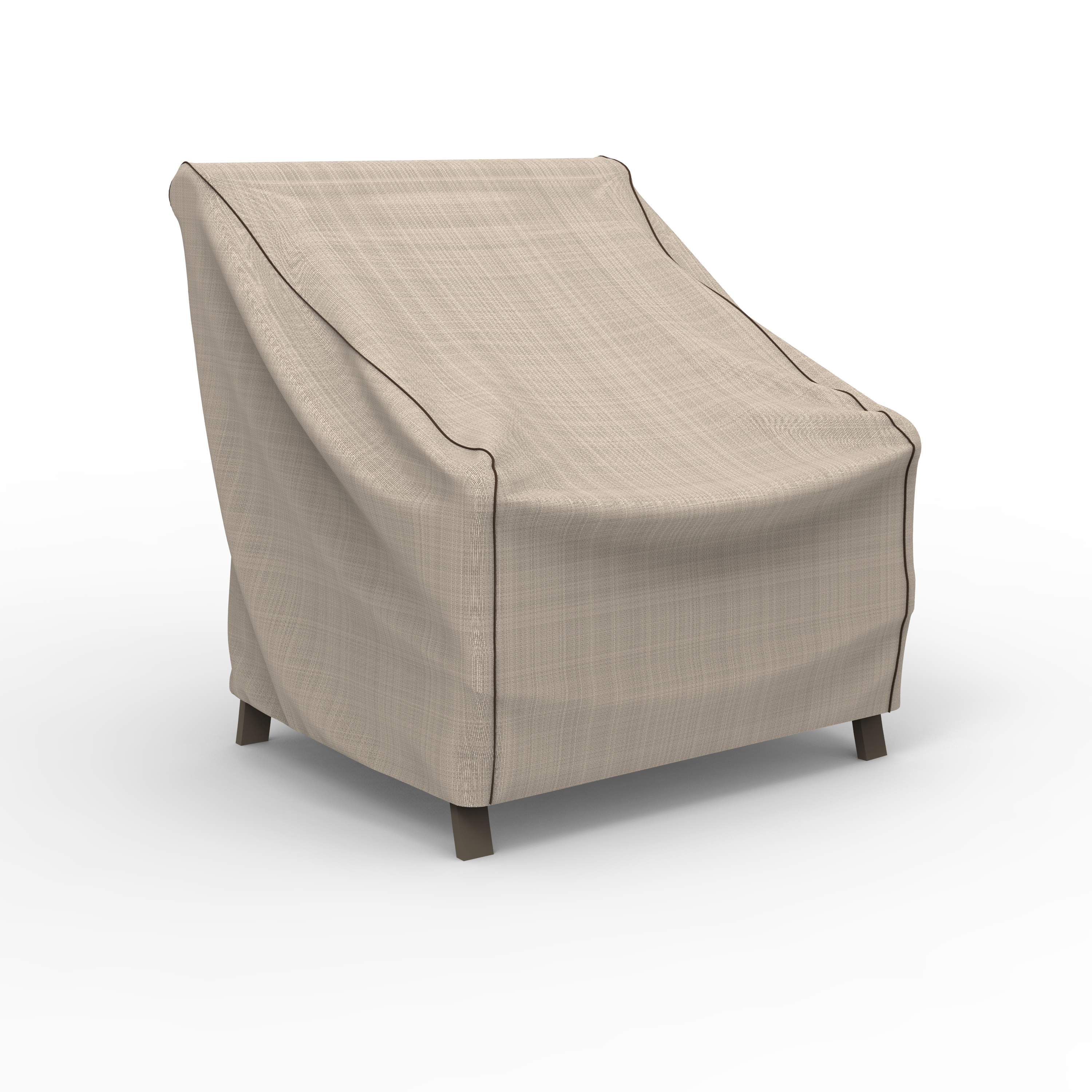 Budge English Garden Patio Chair Covers, Durable and Waterproof Outdoor Furniture Covers by Budge Industries