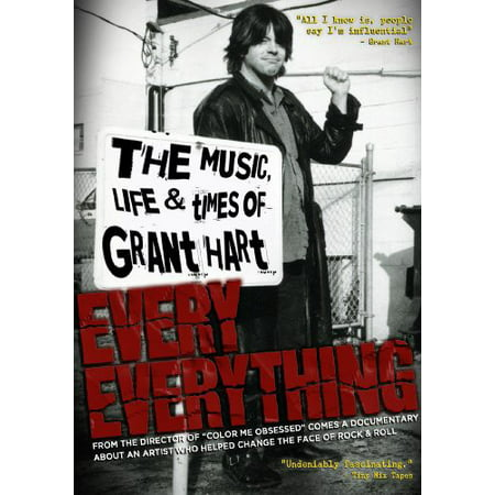 Music Video Distribution (Grant Hart: Every Everything - The Music, Life & Times of Grant Hart (DVD))