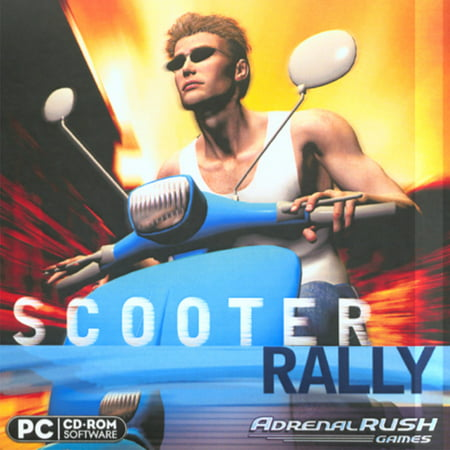 Scooter Rally For Windows Pc